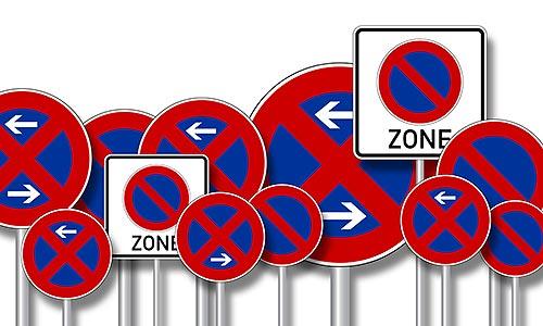 Halteverbotszonen einrichten